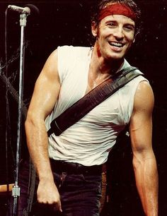 Bruce's arms and Bruce :#