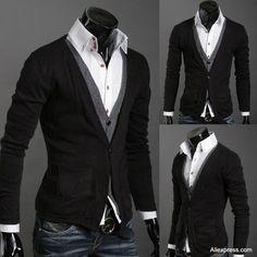 Tip de Moda Inexmoda: cárdigan  For saturday night!!!