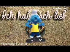 Du bist so schlumpfig süß ❤ Schlumpf Videos Zoobe Schlümpfe Animation - YouTube