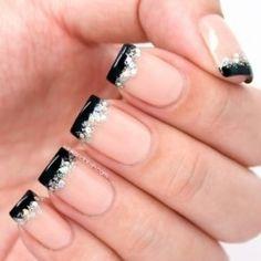 27 Fabulosos Diseños de Manicure Francesa - Manicure
