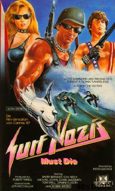 Surf Nazis must die (1987) #troma