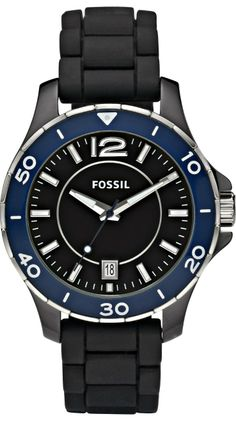 #Fossil #Watch , Women's FSCE1036 Casual Black Dial Watch