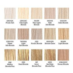 Wella Color Charm Toner In Imperial Beige Blonde Hair Is Gorgeous But That Stunning Looks Takes A Lot Of Time And Maintenance