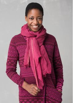 Монохромный шарф белья 55904-36.jpg