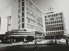 "Oldies but Goldies on Instagram: ""Old Cinerama Lebanon #oldisgold #oldies #lebanon #beirut #oldlebanon"" Baalbek, Beirut Lebanon, Old City, Movie Theater, Vintage Pictures, Theatres, History, Golden Age, Instagram"