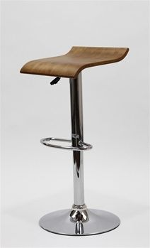 Ha! This bamboo bar stool sells at the discounted price of $120.00 from Lexington Modern (list price is $234.00), but I just found the exact same one at Ross for $49! I win again! Take that Sabrina Soto!