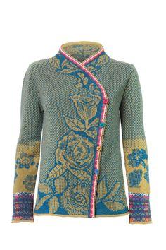 - check it out on Ivko world Knitting Machine Patterns, Knitting Stitches, Knitting Designs, Knitwear Fashion, Knit Fashion, Sweater Outfits, Cardigans For Women, Knit Cardigan, Blazers