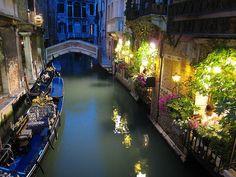 Venice, Italy.. culture, art, cafes...