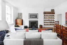 White modern Wood