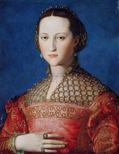 Eleanor of Toledo by an Unknown Artist, image provided by Jon.