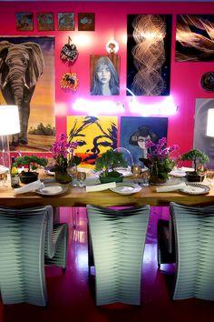 Marc Blackwell New York #diningbydesign #tabletop