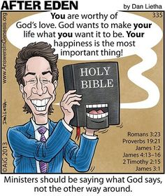 Good old Joel and his Bible puppet... #lutheran #humor