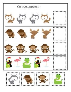 Preschool Spanish, Preschool Lessons, Color Words Kindergarten, Sudoku, Math Patterns, Abc Activities, Adult Coloring Pages, School Projects, Special Education