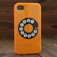 Old Fashion Telephone Case for Iphone 4/4GS