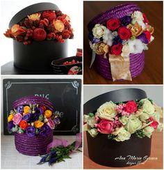 Cutii florale cu coacaze, ciocolata,spice, bumbac Acai Bowl, Floral Design, Boxes, Acai Berry Bowl, Crates, Floral Patterns, Box, Cases, Boxing