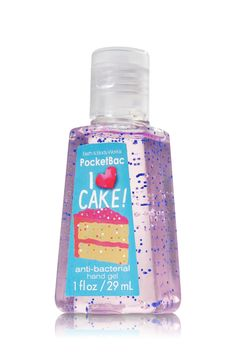 Cake Pocketbac Sanitizing Hand Gel - Anti-Bacterial - Bath & Body Works