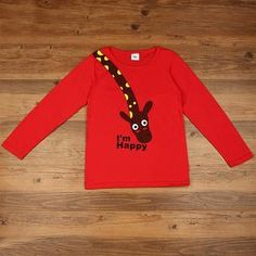 T-shirts cotton long sleeve children t shirts cute animal cartoon t-shirt candy color bottoming t shirt nova kids Baby Girl Dresses, Baby Boy Outfits, Baby Boy Clothing Sets, Cartoon T Shirts, Lace Party Dresses, Casual Blazer, Red Fashion, Outfit Sets, Long Sleeve