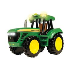 John Deere 12 Inch Lights and Sounds Tractor