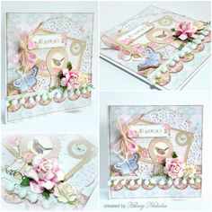Card made with Kaisercraft True Romance Cardmaking And Papercraft, True Romance, Butterfly Cards, I Card, Stampin Up, Birthday Cards, Decorative Boxes, Birthdays, Card Making
