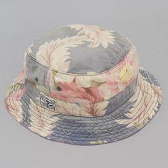 Nova Check Reversible Black Bucket Hat Oi Polloi