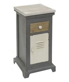Love this 23'' Metal Cabinet by Three Hands Corporation on #zulily! #zulilyfinds