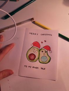 Christmas card for your special one