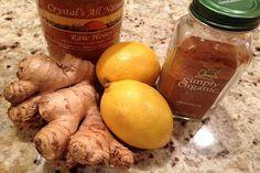 Lemon ginger cinnamon and honey sore throat/cold remedy Lice Remedies, Cold Remedies, Ginger And Cinnamon, Ginger And Honey, Natural Remedies For Migraines, Simply Organic, Lemon Drink, Diabetes Remedies, Influenza