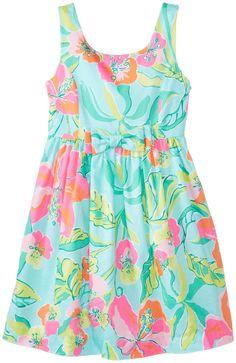 LILLY PULITZER Girls 12 KINGSTON Crystal Water ISLAND COCKTAIL Dress NWT 12 #Lilly #DressyEverydayHolidayPageantWedding