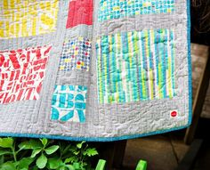 (7) Name: 'Quilting : Stop The Presses! Quilt Pattern