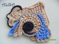 freeform crochet - lots of examples on this website