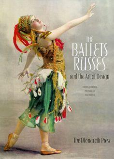 Russian ballet dancer Tamara Karsavina in Igor Stravinsky's 'The Firebird'. The premiere of this famous ballet took place in Paris in 1910.