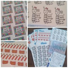 Let's talk about this #plannerstickers hookup from @starduststickers! I  the #gamenight #dynamite and #spoonie stickers!