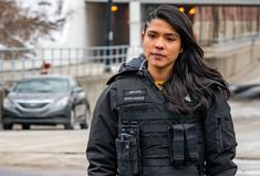 'Chicago PD': Lisseth Chavez Not Returning as Regular for Season 8 Chicago Pd, Chicago Fire, Season 8, The Cw, Canada Goose Jackets, Winter Jackets, Actresses, Actors, The Unit