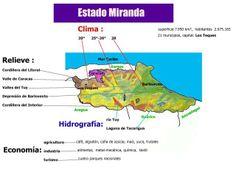 """La """"Cordillera Central"""" exposición de """"Geografía de Venezuela"""""""