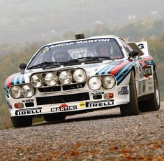 Sport Cars, Race Cars, Martini Racing, Lancia Delta, Racing Motorcycles, Rally Car, Old Cars, Dream Cars, Eroge
