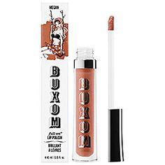 Buxom Buxom® Full-On™ Lip Polish in Megan - caramel dream #sephora