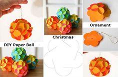 #christmas #X-mas #Paper #handmade #beautiful #beauty #paper #diy