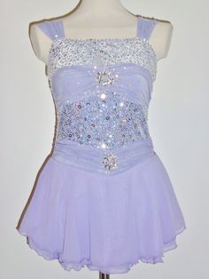 Custom Made to Fit Figure Skating Baton Twirling Costume | eBay
