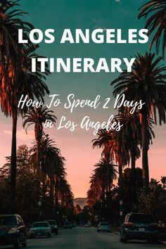 How to spend two days in Los Angeles. A 48 hour itinerary: what to see and how to fit all of the highlights into just two days. Creative Instagram Stories, Instagram Story Ideas, Los Angeles Wallpaper, Summer Story, Insta Story, Ig Story, City Aesthetic, Road Trip Usa, Aesthetic Backgrounds