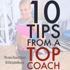 Coach tips