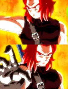 Super Saiyan God Future Trunks in Super Dragon Ball Heroes! Dragon Ball Z, Trunks Super Saiyan, Kai, Son Goku, Monster Girl, Fairy Tales, Anime Art, Hero, Body Reference