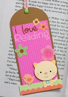 kIDS bookmark/Card idea