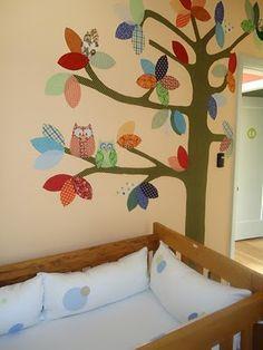 decora  el cuarto de tu bebe