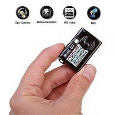 5mp Mini Dvr Hd Camcorder Video Recorder Spycamera Qoo10 Sg Singapore