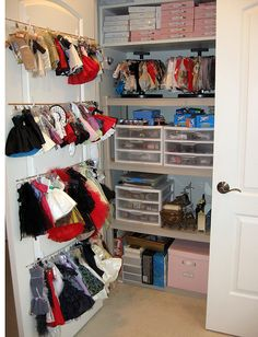 Inside the doll closet 1 by think_pink1265, via Flickr