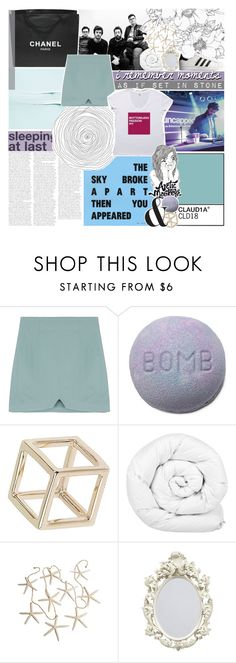 """i repair myself when you're not there"" by kristen-gregory-sexy-sports-babe ❤ liked on Polyvore featuring Chanel, Topshop, Brinkhaus, adidas Originals and melsunicorns"