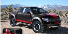 Shelby Ford SVT Raptor Tuning Pick-Up mit Leistungssteigerung Raptor Truck, Svt Raptor, Ford Raptor, Ford Svt, 2015 Ford Mustang, Ford Shelby, Shelby Truck, Raptor 2016, Cool Trucks