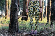 Sunflower Tights  #esjay #sportswear #trainingwear #outfitgoals #sports #training