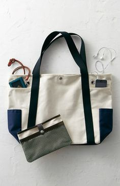 nice tote bag!
