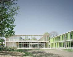 Escola Primária em Karlsruhe,© Brigida González